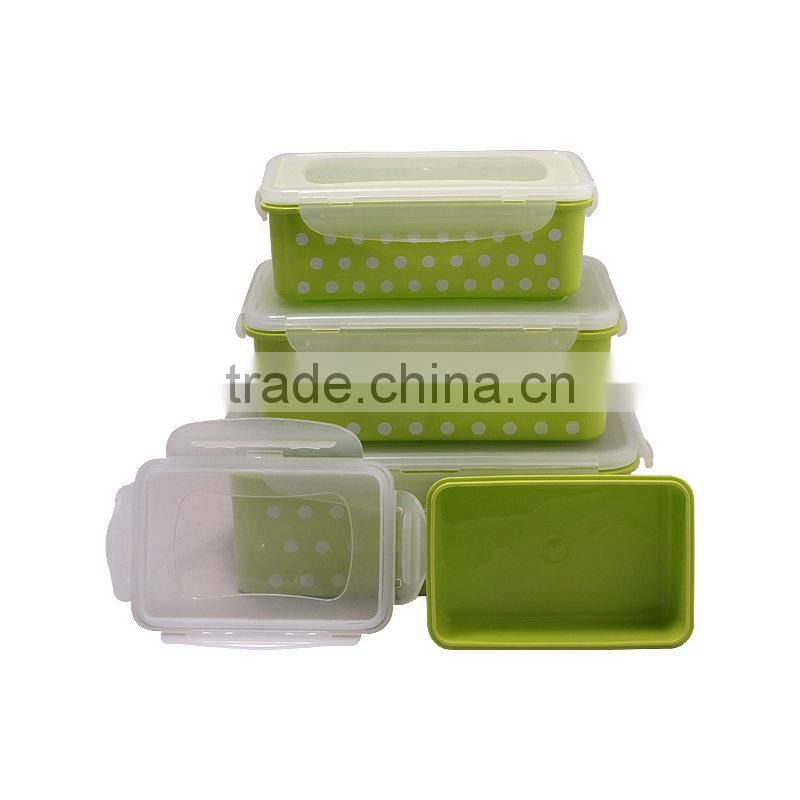used household items for sale/plastic food storage container plastic/container box