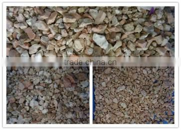 gravel color sorting machine from Mingder