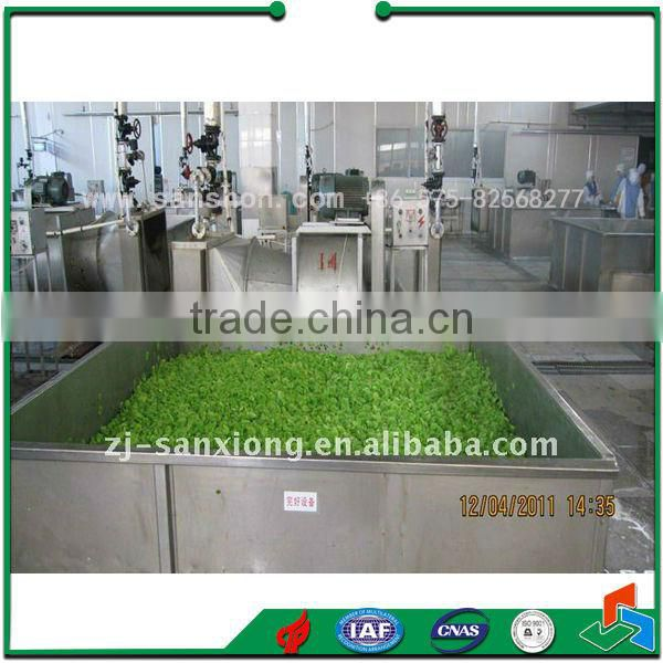 Advanced Sanshon STJ Vegetable and Fruit Dehydration Machine