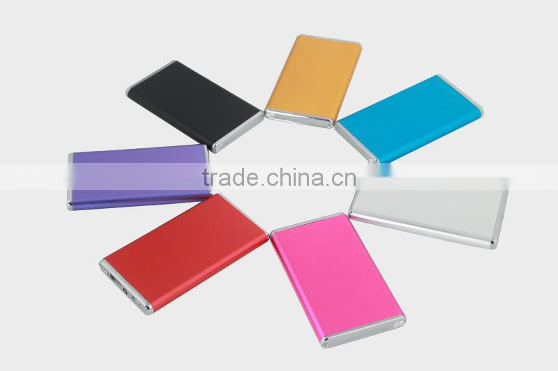 New Design 8000mah Power Bank Wholesaler