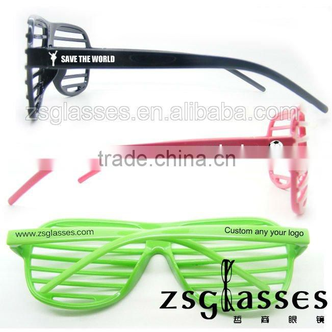 Factory custom gift sunglasses funny crazy rock party birthday diamond number /eyewear/frame 1518203456780 printing logo OEM