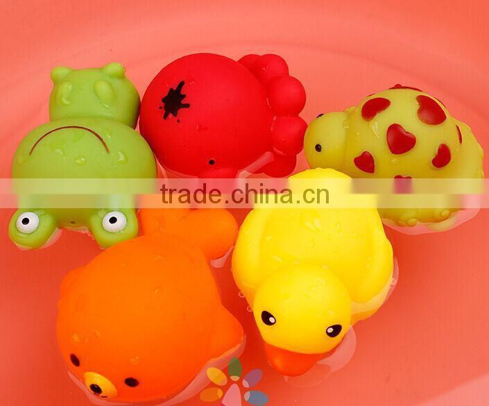 rubber floating baby bath toy,pvc bath toy for children,Eco Friendly plastic bath toys
