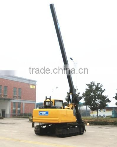 CBL120 full hydraulic water well drilling rig