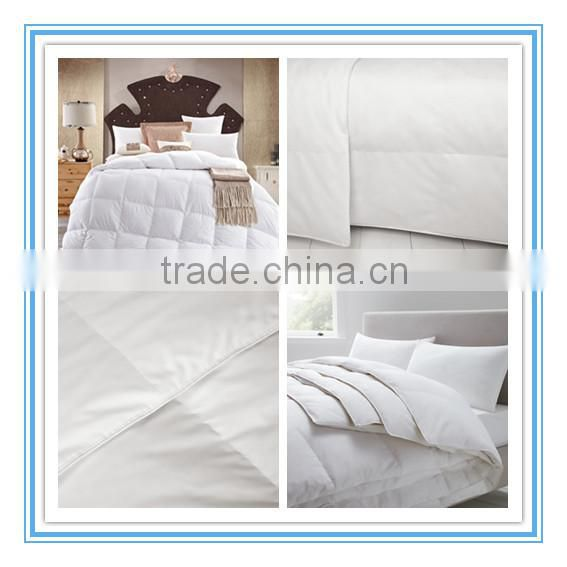 luxury modern 100% Down Alternative Duvet from chinese wholesaler