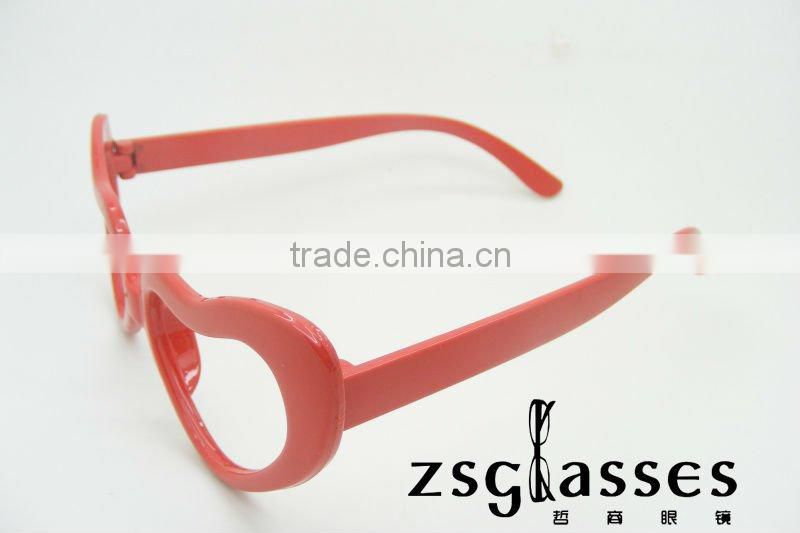 Fashion promotional sunglasses/ design halloween glasses for kids/heart shaped sunglasses