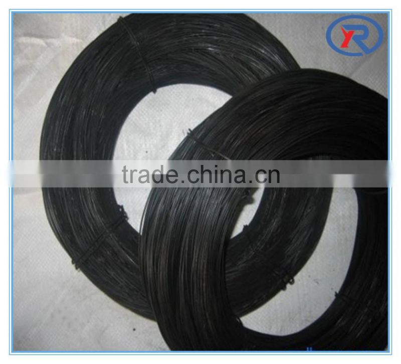 trade assurance Soft Black Annealed binding iron Wire 1.2mm thickness