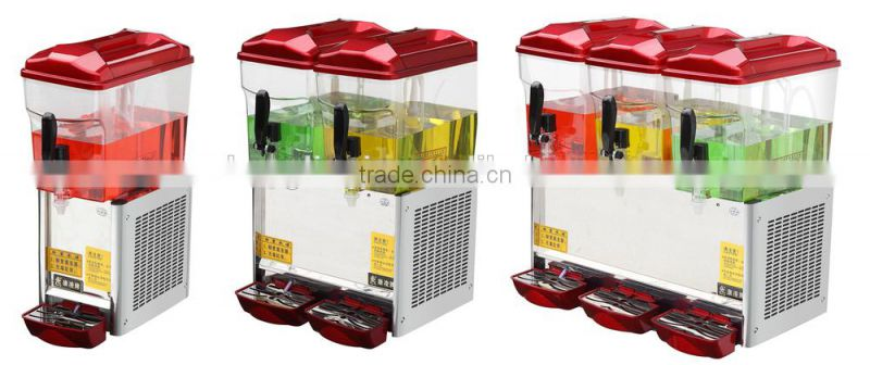 Juice Dispenser 18L new model for Beverage Red Color
