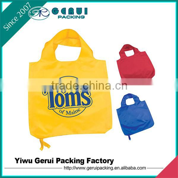 Most Popular Best Selling Promotional Polyester Drawstring Bag/duffle bag