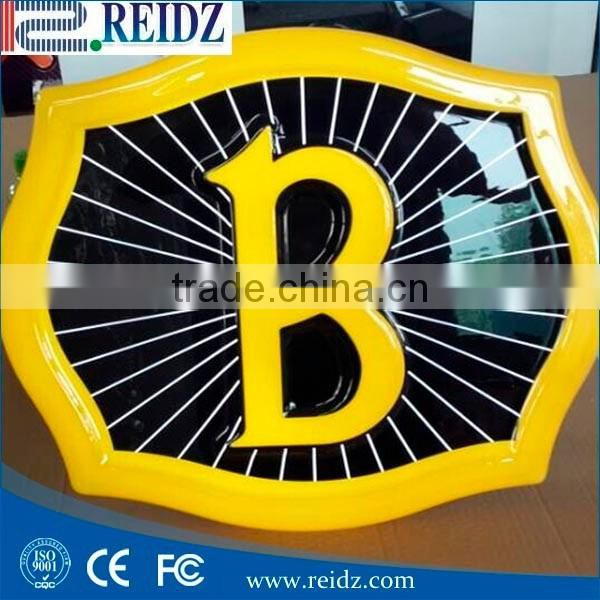 2016 Hot selling Shop Advertising illuminated double sided light box