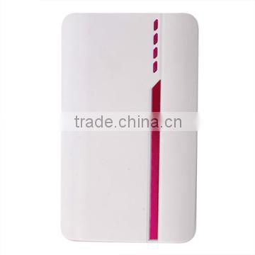 8000mAh Power Bank Smartphone Battery External Battery Power Bank For Smartphone