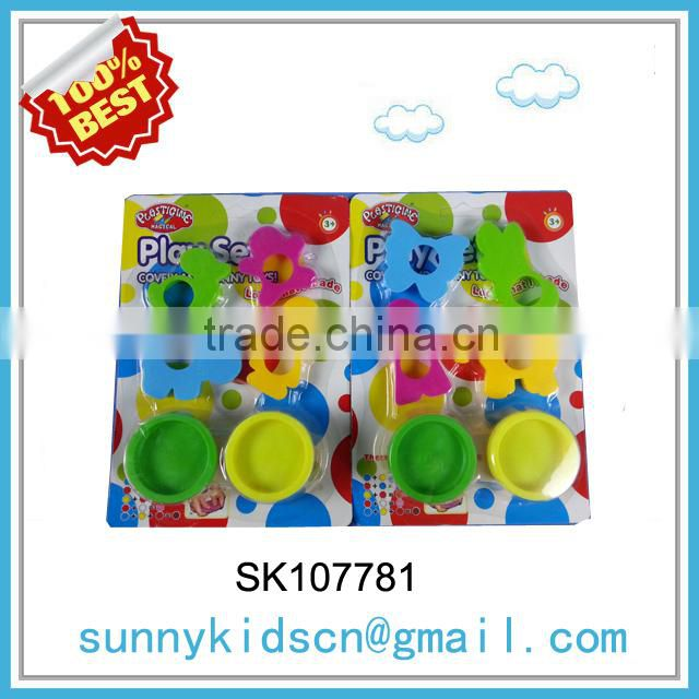 Wholesale kids color play dough color clay with high quality kids toy