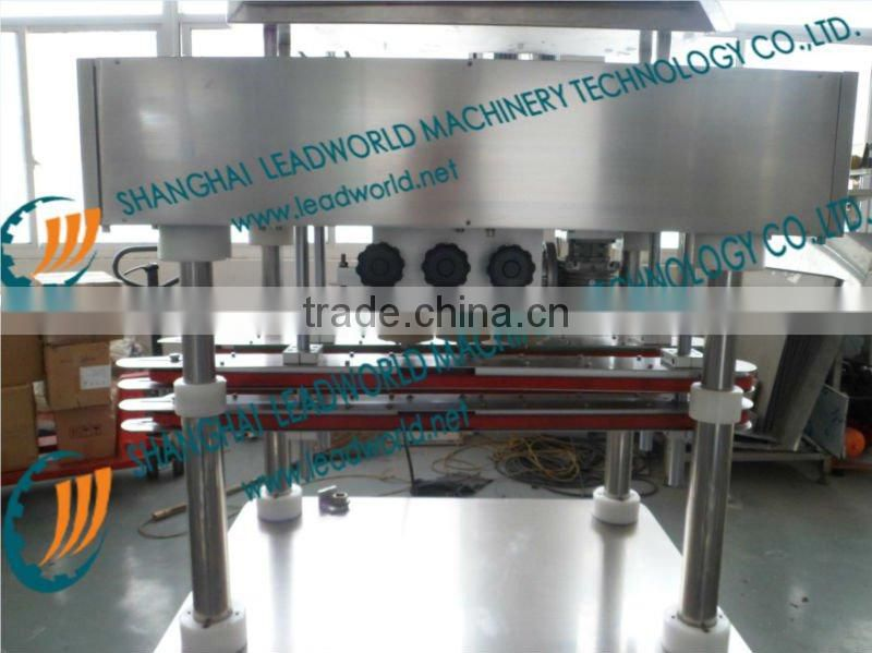 Full-automatic Rub Cap Capping Machine
