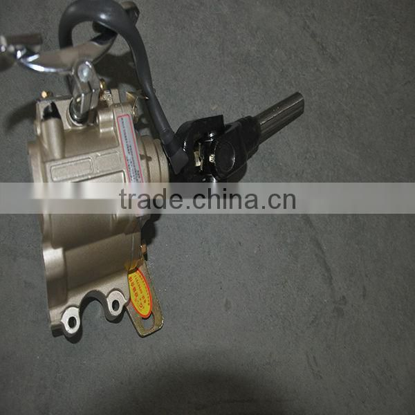 adult tricycle with front fork Reverse Gearing Device assembly