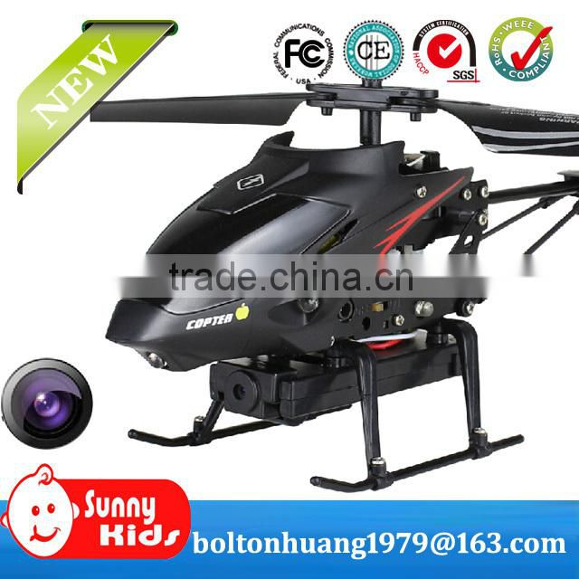 New 3.5CH Mini rc helicopter camera with Gyro by indoor