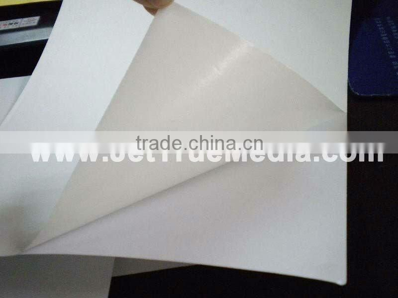 self-adhesive glossy photo paper-sticker