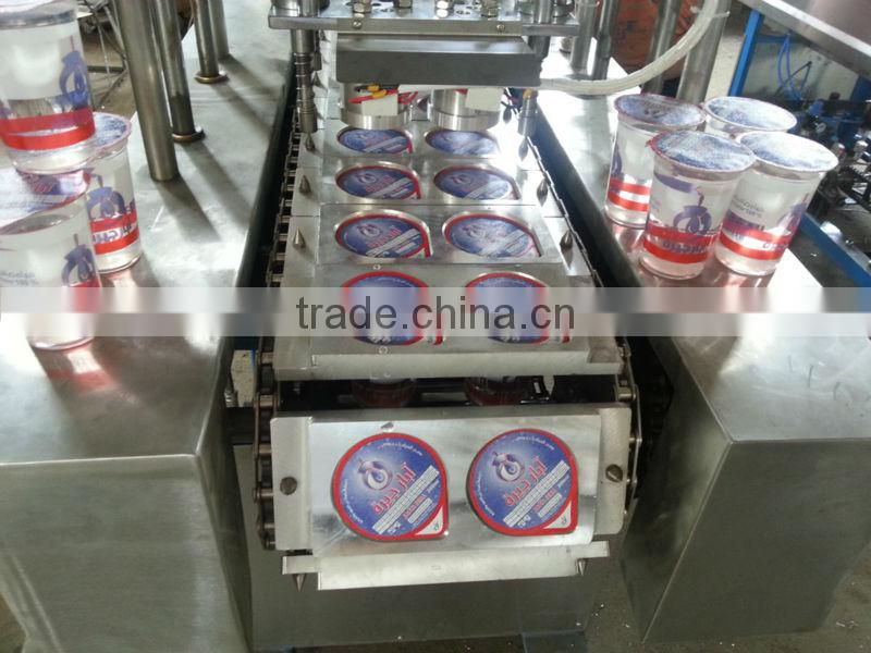 Water Filling Machine - Cups Fill and Seal Machine