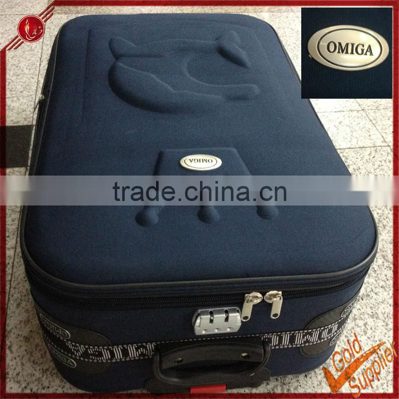 5pcs set travel suitcase HOT SELL AFRICA Omiga brand travel luggage set bags