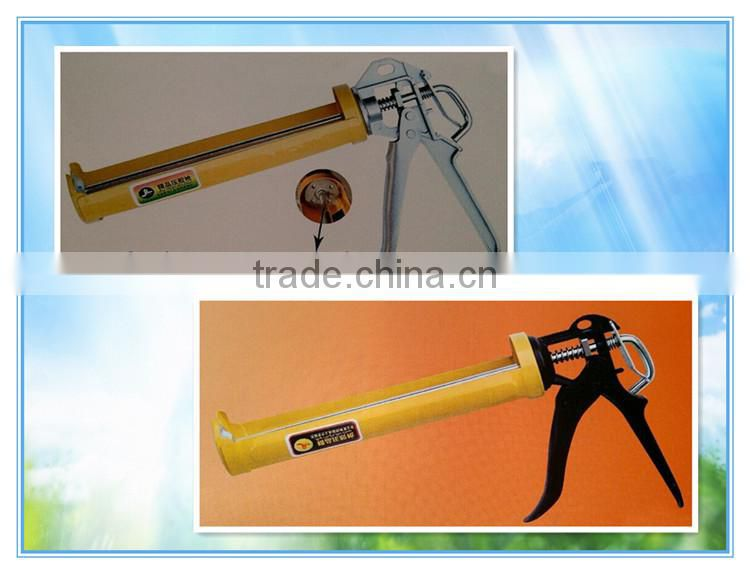 9 Inches/310ml Professional Manual China Construction Tool Cartridge Caulking Gun