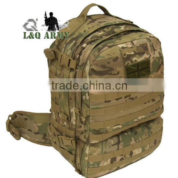 Military Style Large Molle 3 Day Assault Tactical Backpack Rucksack