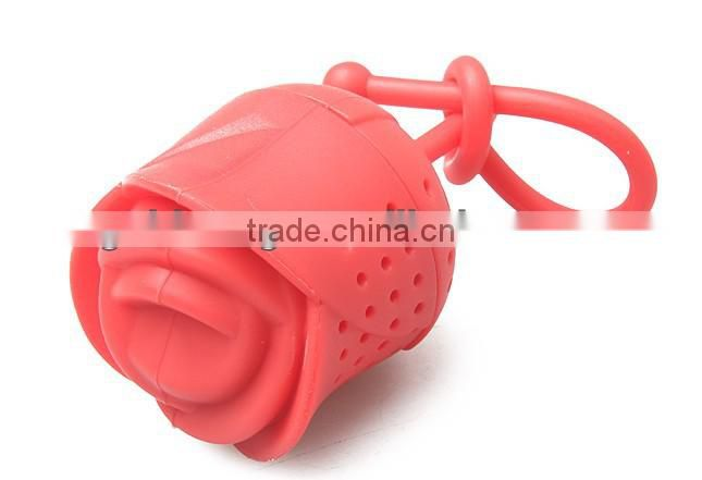Silicone Tea Strainer Infuser Filter Toolst eapot accessories