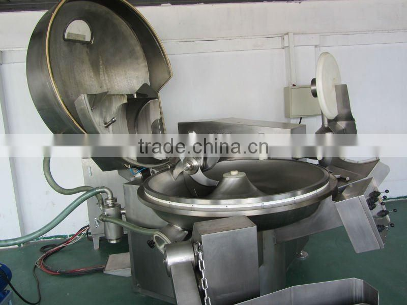 Large-scale High Speed Sausage Cutting and Mixing Machine Series