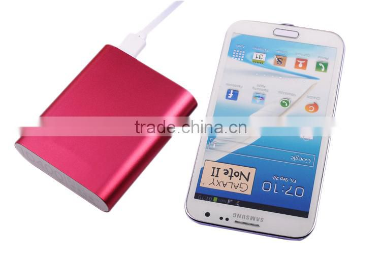 USB Emergency Universal USB externer battery Charger 11200mAh Power bank for Samrtphone