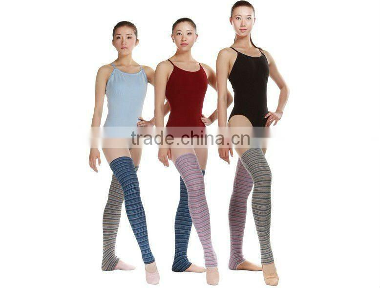 D005021 Dttrol dance knitted stars babay leg warmers for women