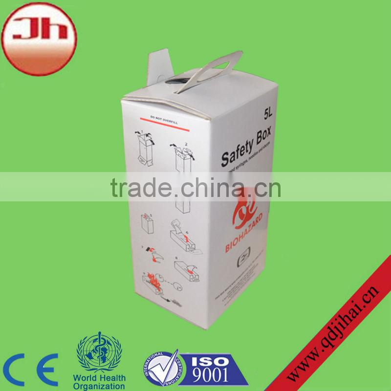best sales products in alibaba medical sharps container