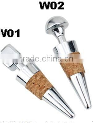 champagne bottle stopper parts