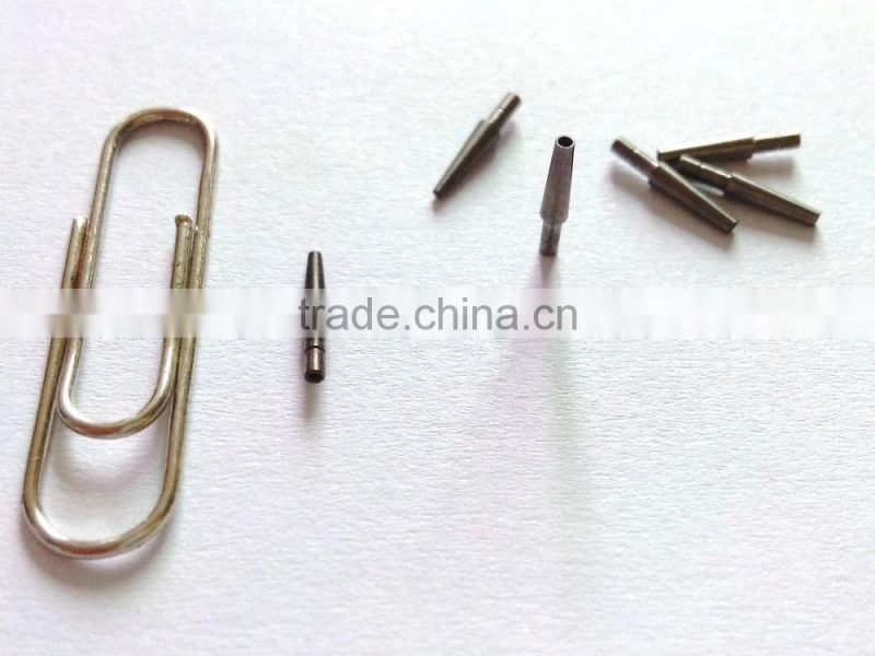 Mini size tungsten carbide nozzles made according to drawing