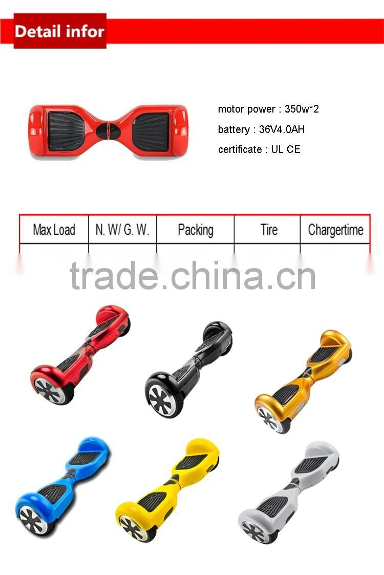 2017 samsung battery hoverboard scooter for sale