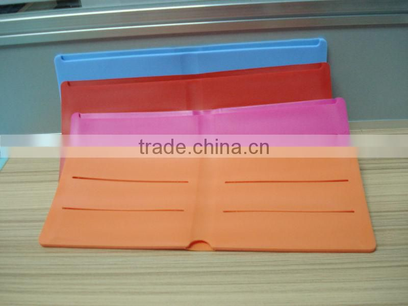 Silicone ID Card holder Travel business card holder