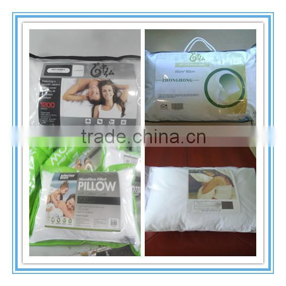 Top consumable products 3 Layers Pillow cheap feather pillows
