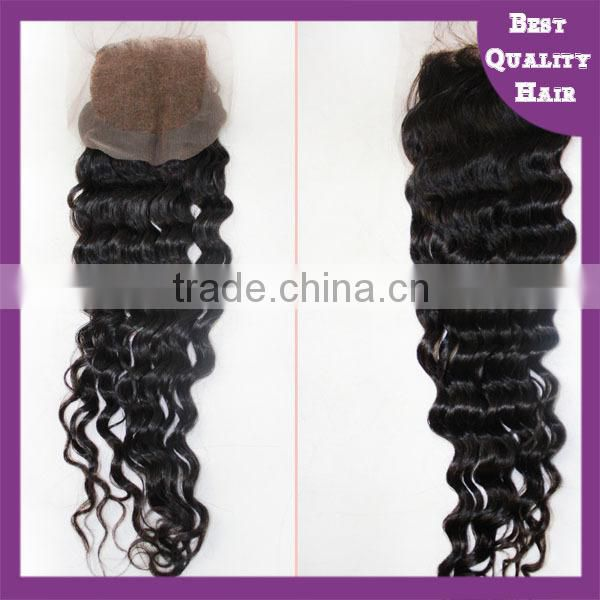 Stock Best Quality Hair T Color Brazilian Virgin Hair Accessories Lace Closure