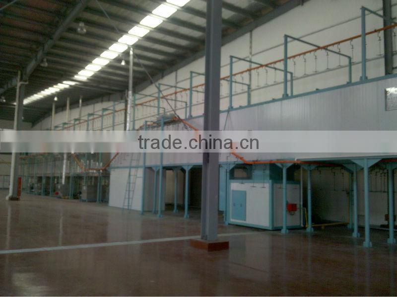 Qingdao Continuous Color Coating Line for sale