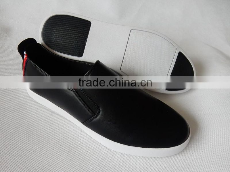 2017 top selling fancy stylish high quality men casual shoes made in china