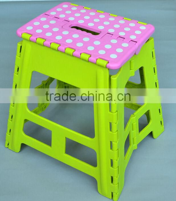 plastic foldable step stool