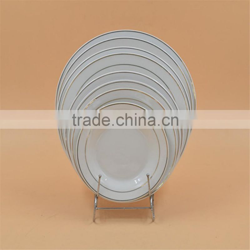 16pcs/20pcs/24pcs/30pcs porcelain dinner set kitchen ware