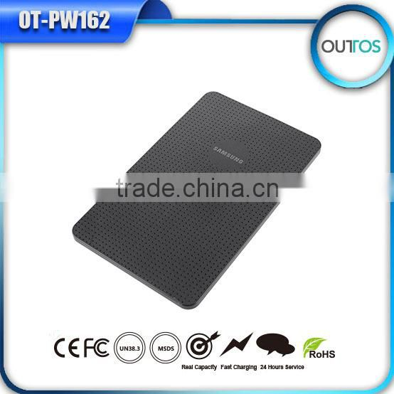 Promotional slim 4000mah portable power bank best price from factory