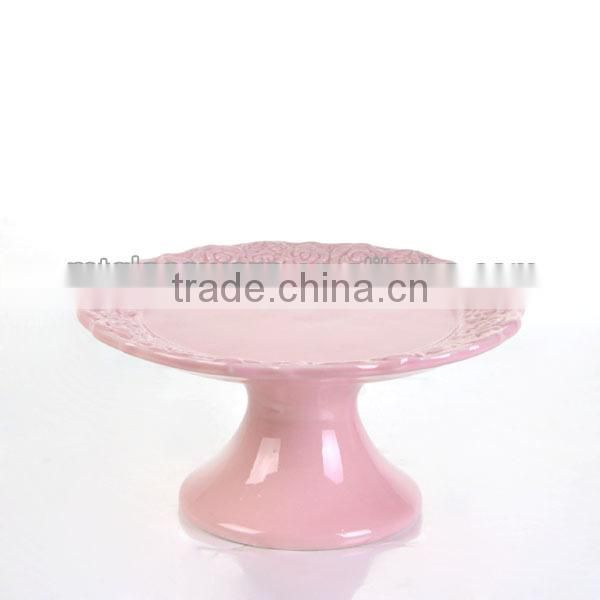 Wedding Cake shand /Ceramic Cake Stand
