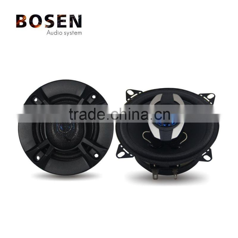 OEM 4 inch coaxial car speakers super bass