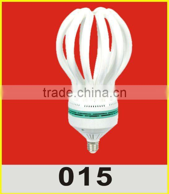 durable good quality cheap price lotus energy saving lamp