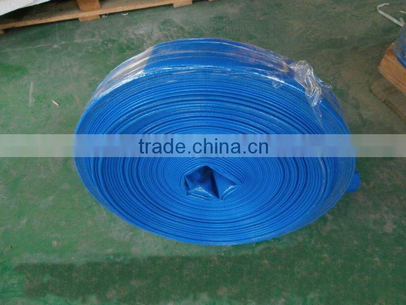 weifang Largest OEM offer pvc lay flat agricultural irrigation hose pipe