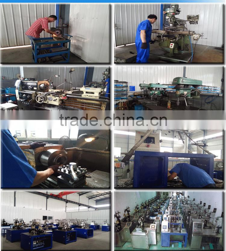 Automatic counting function wire coil winding machine for toroid transformer coil YW-260A