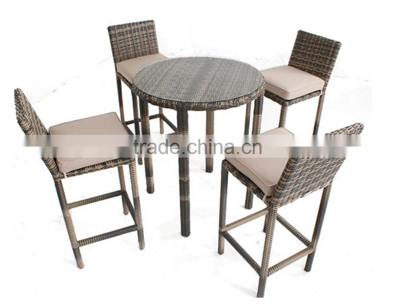 High Quality Outdoor Tall Bar Tables And Chairs For Sale