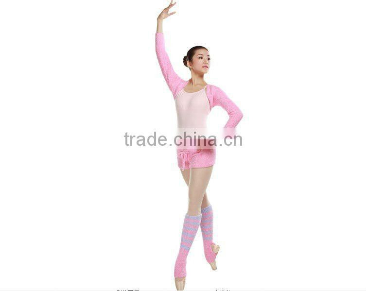 D004914 Dttrol dance warm-up long sleeve wholesale fitness sports wear women clothes
