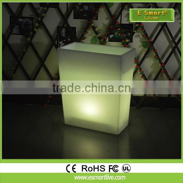 Waterproof Led Flowe Pot,Led Flower Pot Lighting,Flower Pot Led