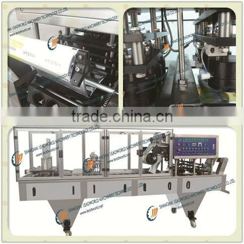 Hot sale juice cup filling and sealing machine