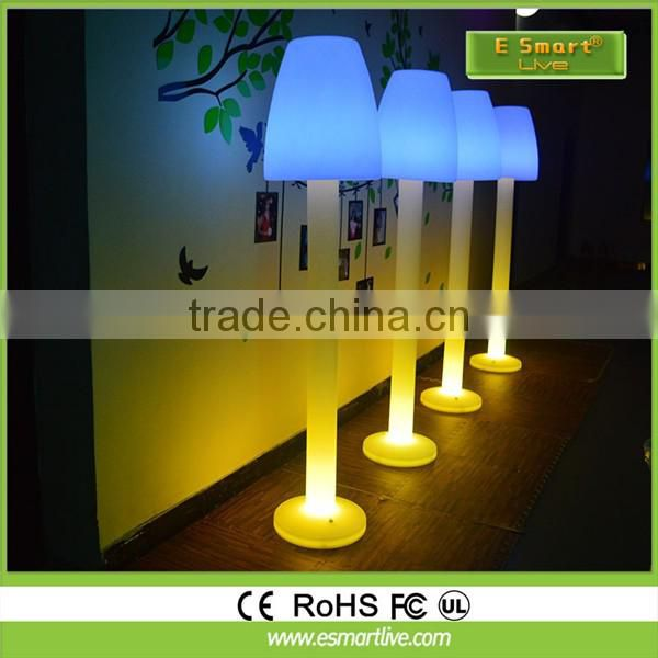 PE plastic RGB royal master sealight floor lamp