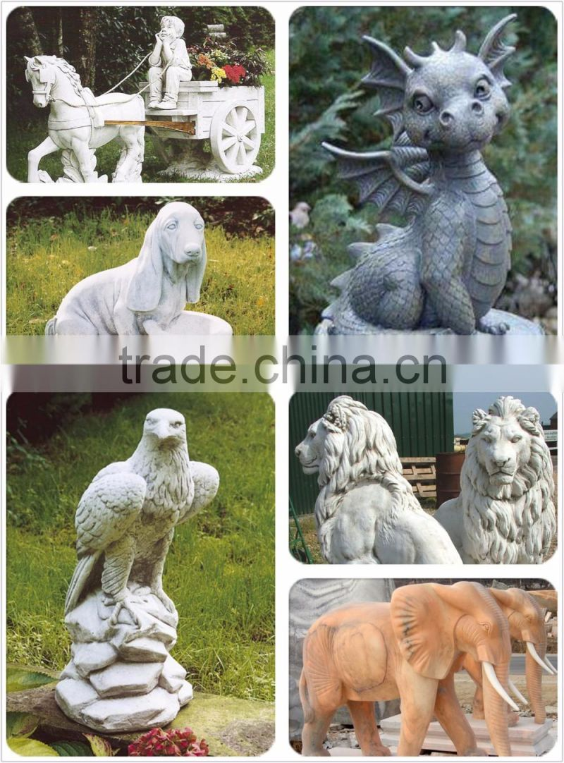 garden decoration life size horse statues for sale NTBM-H017X